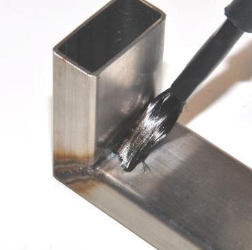 Weld Brush For Bymat Stainless Steel Cleaner